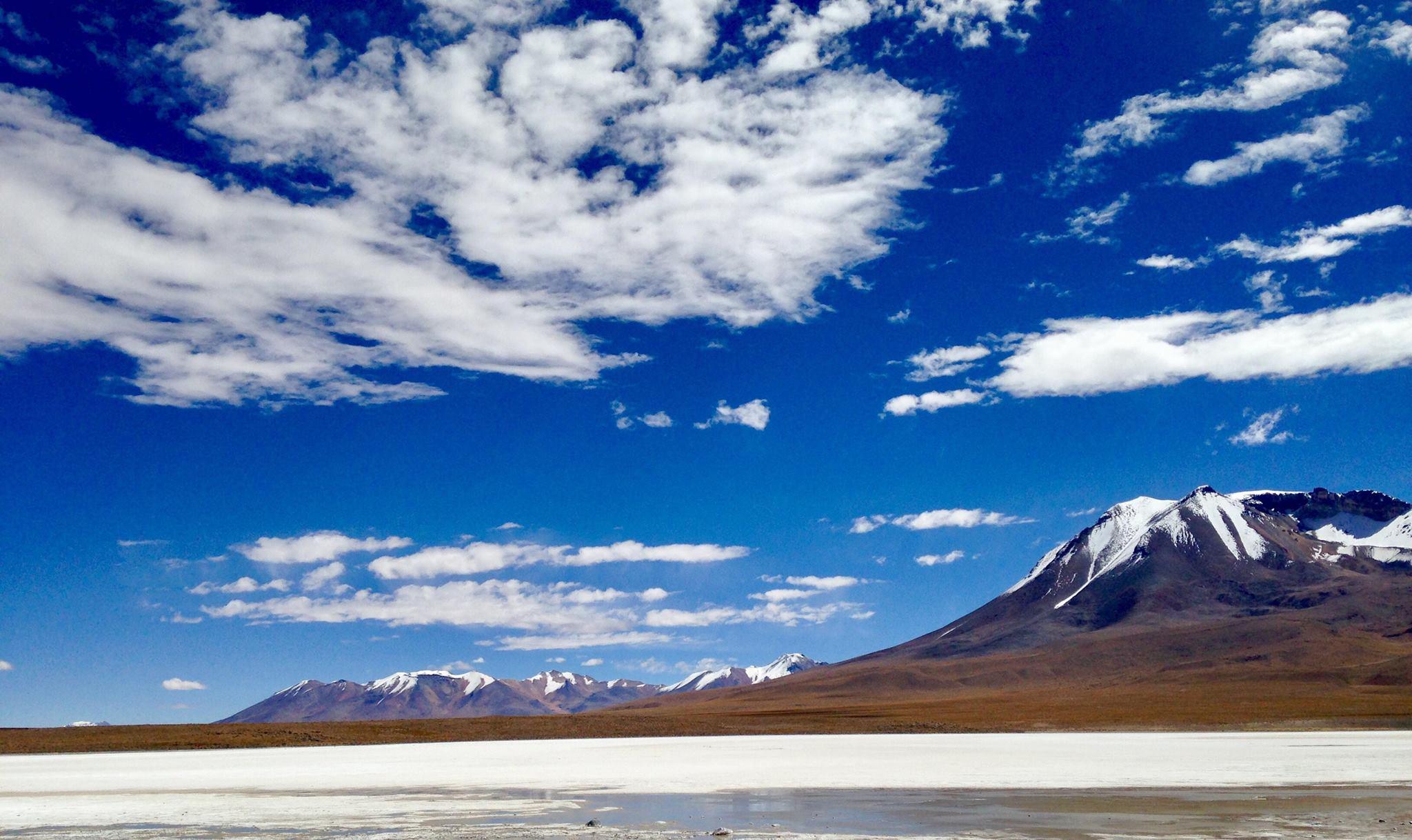 paysage bolivie pachamama lac sel salar uyuni