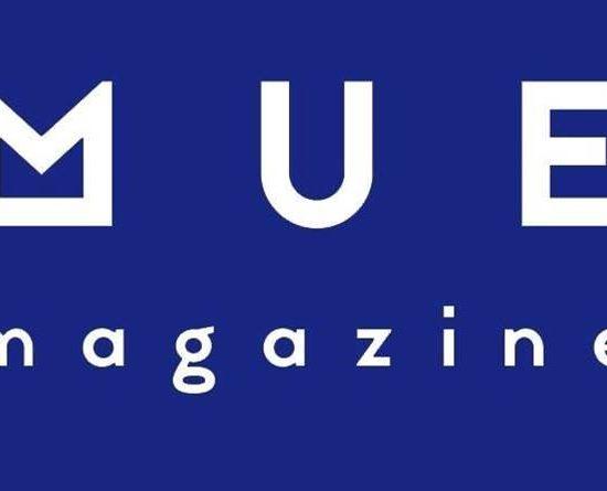 logo mue magazine