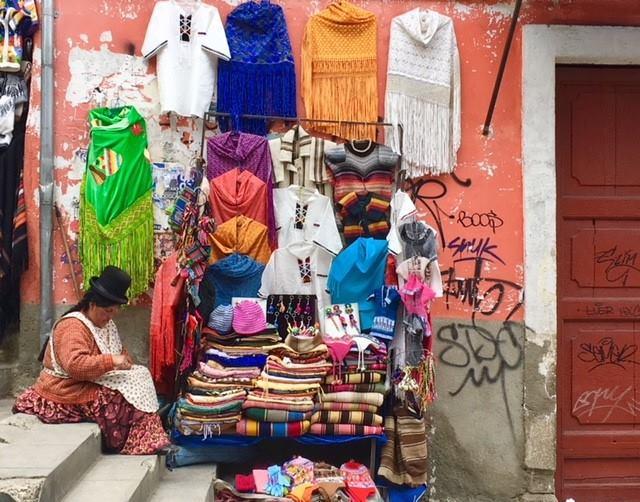 pachamama - artisanat bolivien