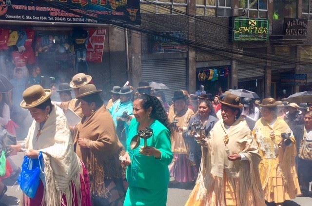 pachamama bolivian culture