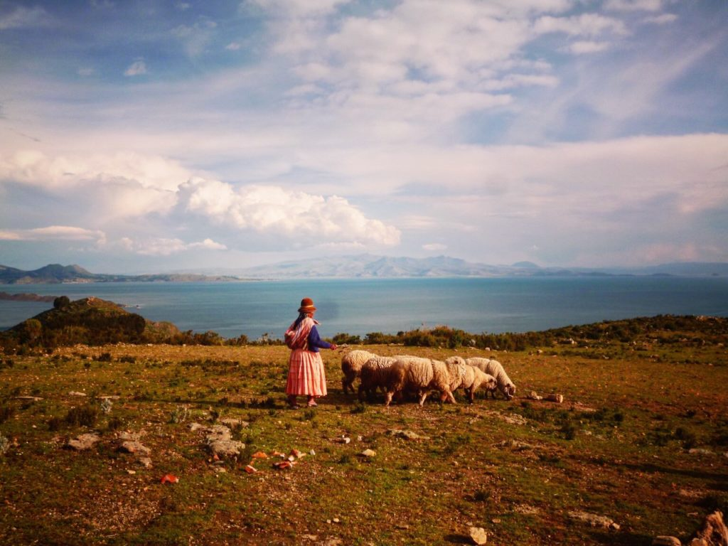 histoire de pachamama bolivie