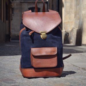 sac à dos urbain pachamama