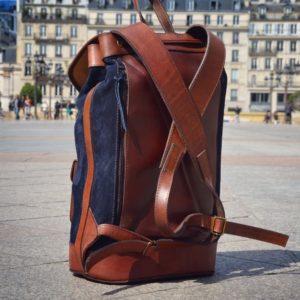 sac à dos vintage
