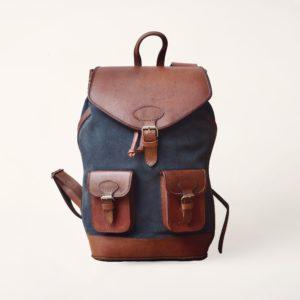 sac à dos urbain cuir