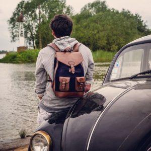 gabi bleu pachamama nantes ville lac voiture coccinelle