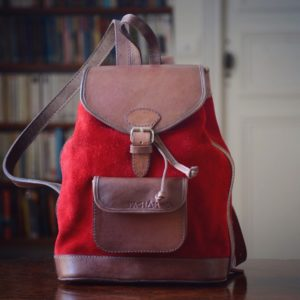sac à dos cuir femme ville