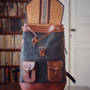 sac à dos urbain femme
