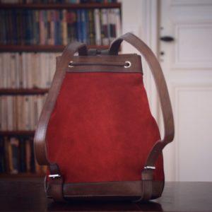 sac à dos nubuck