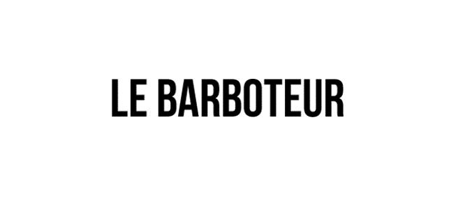 logo le barboteur