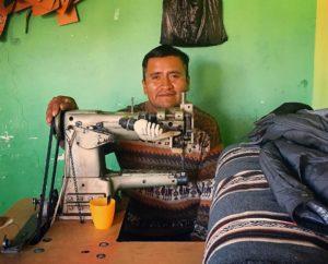 pachamama artisan bolivien - marque éthique
