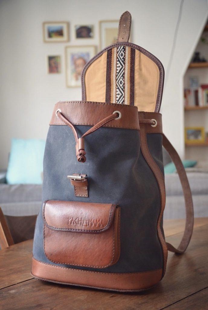 sac à dos bohème femme