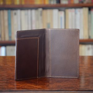 porte passeport cuir