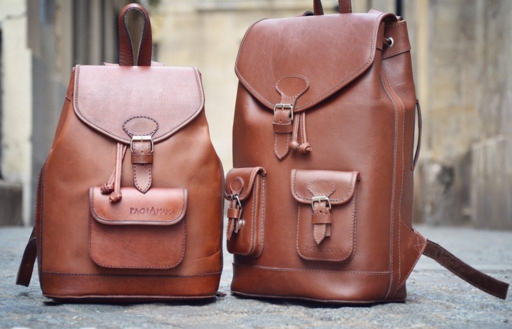 sac à dos vintage pachamama
