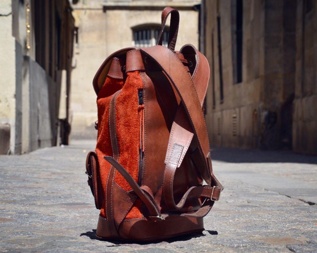sac a dos urbain pachamama