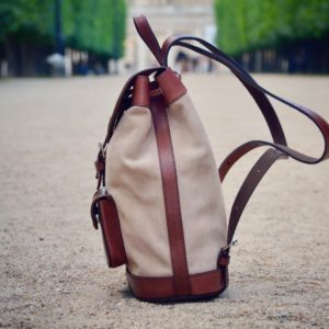 sac à dos femme bohème