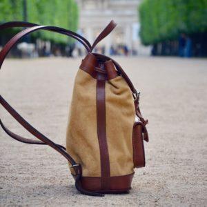 bohème sac à dos femme