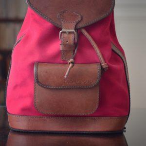 sac à dos rose