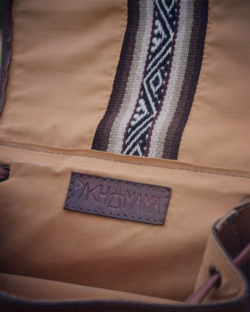 artisanat bolivien aguayo