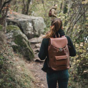 pachamama sac à dos femme forêt