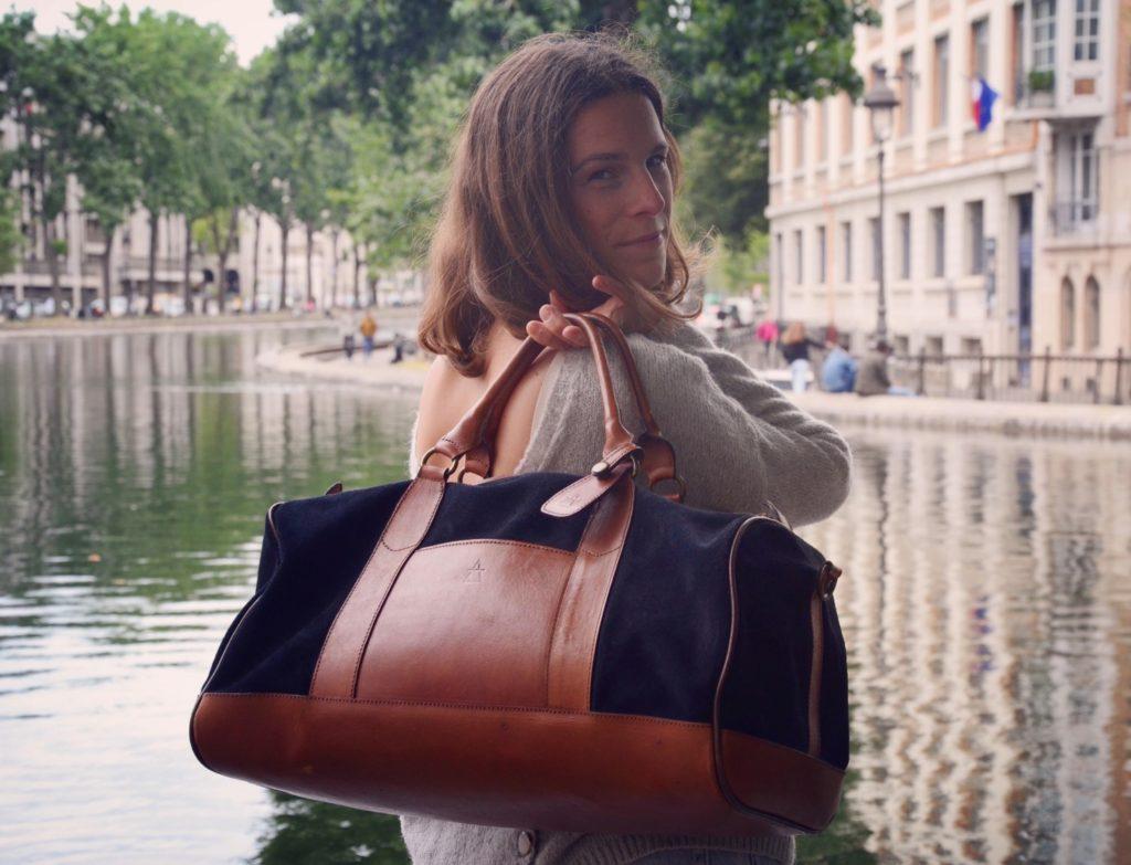 women weekend bag