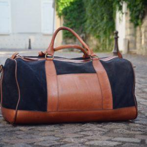 pachamama sac de voyage cuir