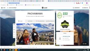 pachamama crowdfunding ulule