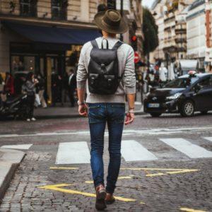 sac à dos homme ville