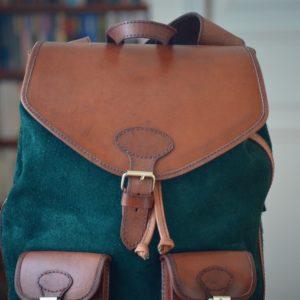 sac à dos homme cuir